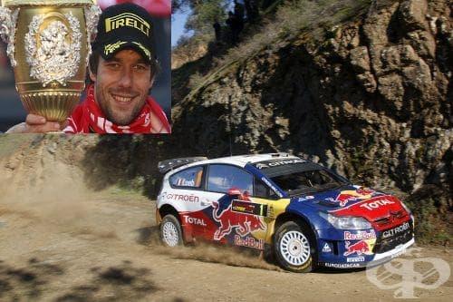Себастиан Льоб – WRC рали - изображение