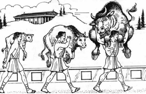 Древните тренировки и съвети, които са актуални и до днес - изображение