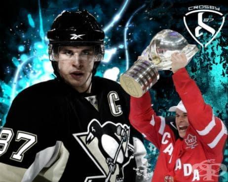 Сидни Кросби – хокей на лед - изображение