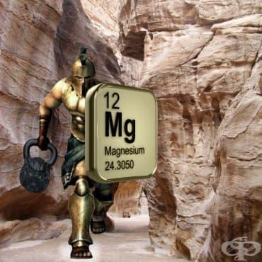 Силата на магнезия - изображение