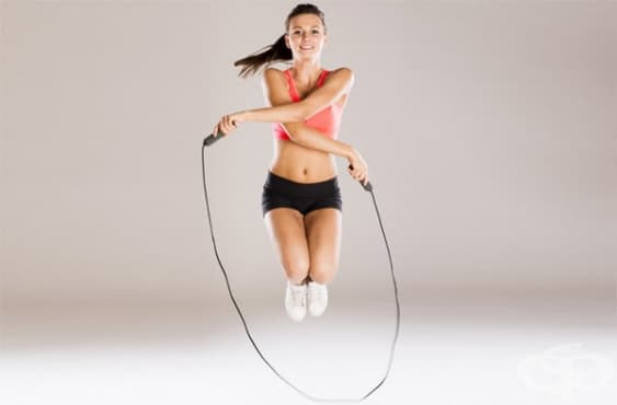 10 начина за скачане на въже, с които да отслабвате, докато се забавлявате - изображение