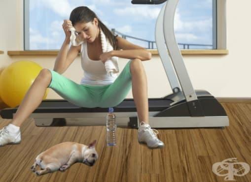5 неща, които никога не трябва да правите след тренировка - изображение
