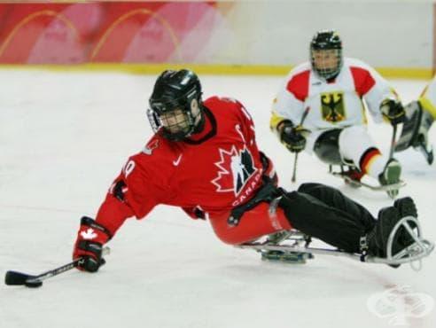 Следж хокей - изображение