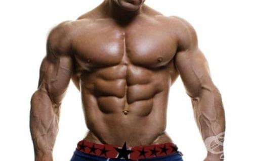 5-дневен сплит за мускулна маса - изображение