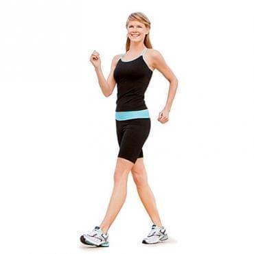 Спортно ходене - ефективна и безопасна аеробна тренировка - изображение