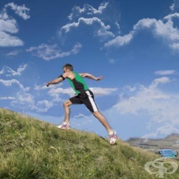 Спринт по хълм - изображение
