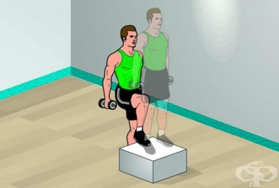 Силова тренировка за футболисти във фитнеса - изображение