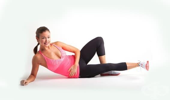 3 стягащи упражнения за вътрешната част на бедрата - изображение