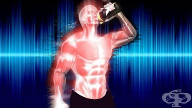 Страничните ефекти от предтренировъчните продукти и науката зад тях - изображение