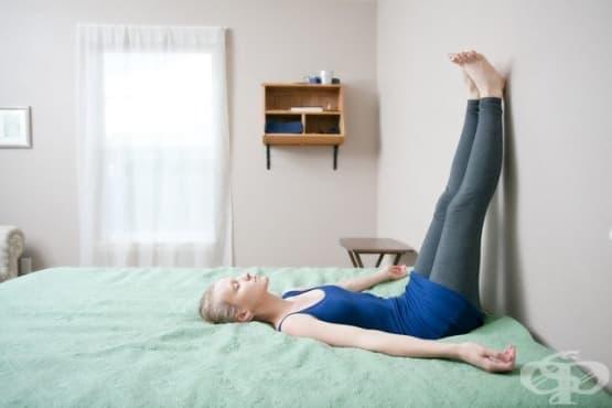 6 вдъхновени от пилатес стречинг упражнения, с които да отпуснете нервите и освободите напрежението в тялото - изображение