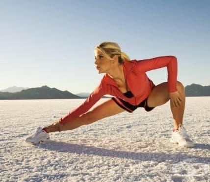 Ролята на стречинга в спорта - изображение
