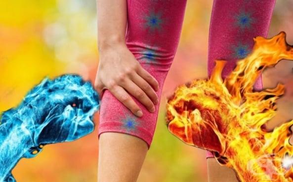 Спешно третиране на спортна травма с топлинна / студова терапия – плюсове и рискове - изображение