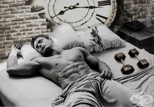 Важността на съня за спортуващите и по колко часа е препоръчително да се спи - изображение
