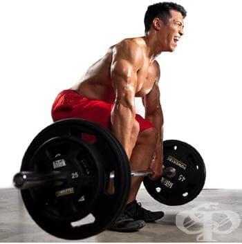 Съвети за избягване на травми при вдигане на тежест - изображение