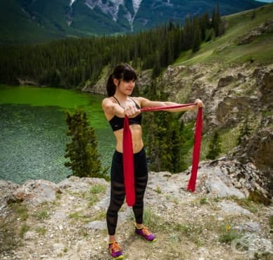 Табата тренировка за гърди и гръб - изображение