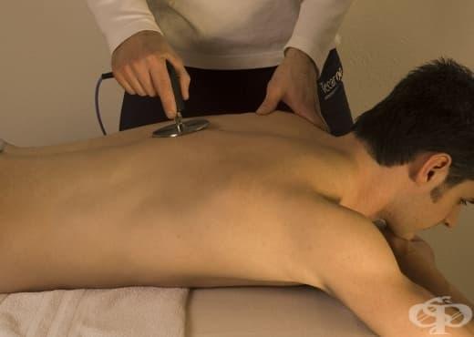 ТЕКАР терапия при спортни травми (TECAR) - изображение