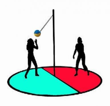 Тедърбол - изображение