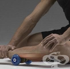 Техника на самомасаж за бегачи - изображение