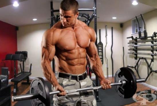 Тренировъчни техники за покачване на чиста мускулна маса за напреднали - изображение