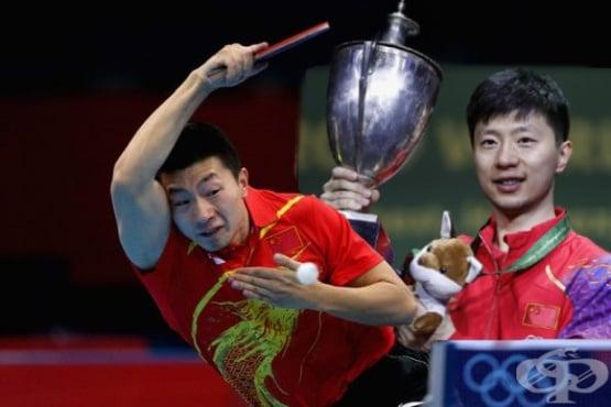 Ма Лонг – Диктаторът в тениса на маса - изображение