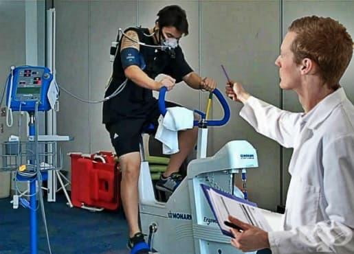 Тест на Уингейт за анаеробна мощ - изображение