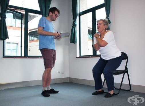 Лесни тестове за мускулна сила за хора в напреднала възраст - изображение