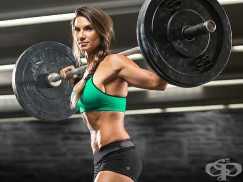 Осемте най-важни упражнения за отслабване - изображение