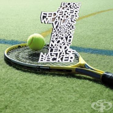 Топ 10 на най-добрите тенисисти в историята - изображение
