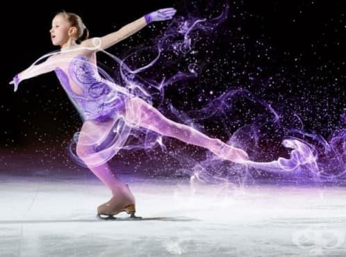 """""""Олимпийска"""" кондиционна тренировка от фигурното пързаляне, за изграждане на страхотно тяло - изображение"""