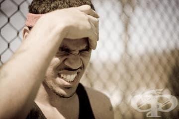 Травми на главата при спортисти - изображение