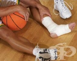 Травми в баскетбола - изображение