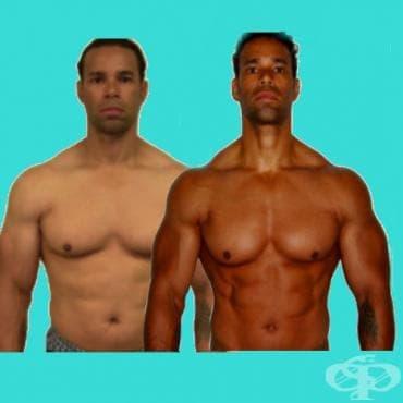 Тренировъчна програма и хранителен режим на Кевин Леврон - изображение