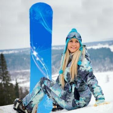 Подготвителна тренировъчна програма за сноубординг - изображение