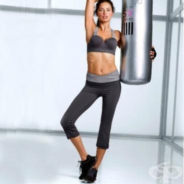 Тренировъчна програма на Адриана Лима - изображение