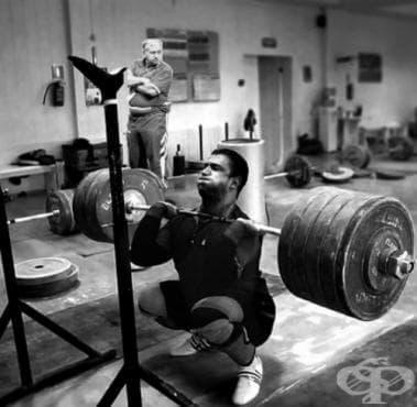 Метод за тренировка на Иван Абаджиев - изображение