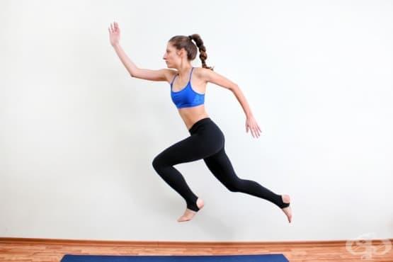 Тренировка за изгаряне на мазнини с повишена ефективност, която може да правите и вкъщи - изображение