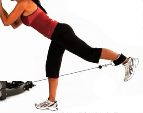 Най-добрата тренировка за крака на портален скрипец - изображение