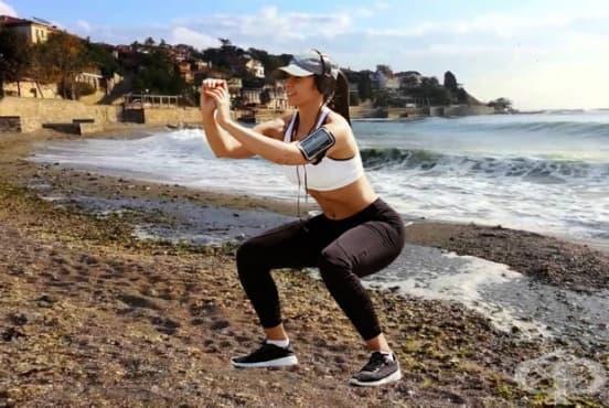 Лятна тренировка за плажно тяло - изображение