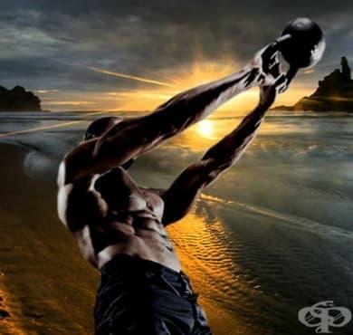 Една пудовка за 9 тренировки, които можете да изпълните навсякъде - изображение