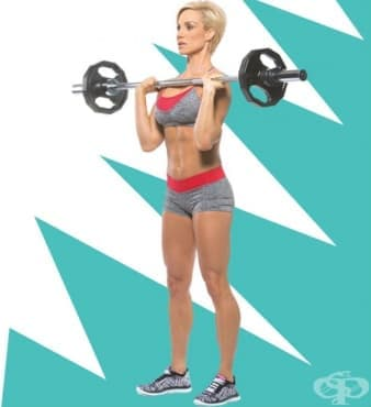 Изграждане на изваяни рамене само в 5 стъпки - изображение