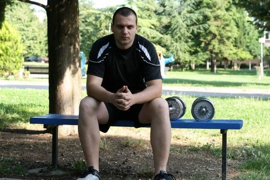 Най-добрите упражнения за тренировка с малки тежести - изображение