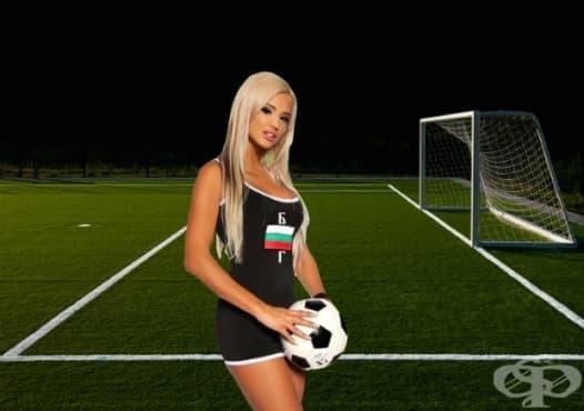 Тренировка за долната част на тялото, вдъхновена от футбола - изображение