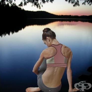 15-минутна тренировка за гръб за дамите - изображение
