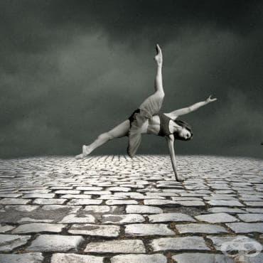 Тренировка за корем вдъхновена от балета - изображение