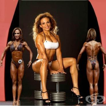 Тренировка за оформяне на тялото на Адела Гарсия - изображение