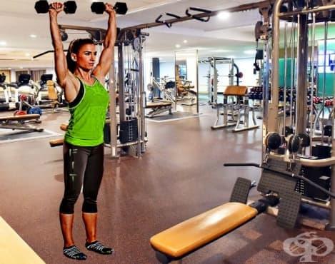 Високоинтензивна силова тренировка за ускоряване на метаболизма - изображение