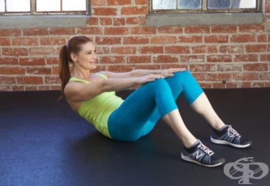 Домашна тренировка за здрави стави, кости и мускули за жени над 50-те  - изображение