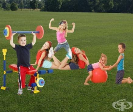 Тренировките при децата – продължителност, интензивност и мотивация - изображение