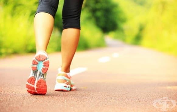 7 тренировки с ходене, с които да отслабнете и влезете във форма - изображение