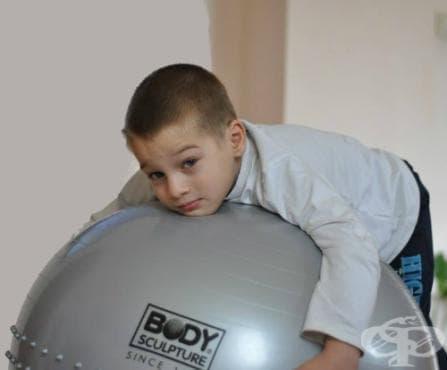 Упражненията при децата - изображение